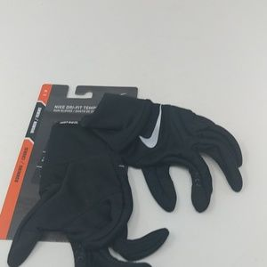 Nine Dri Fit Running Gloves